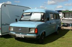 1983 Форд Транзит Кемпер