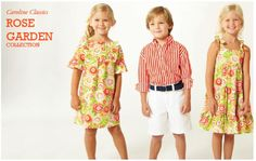 Rose Garden Collection  Shop my website to coordinate the whole family! www.kellyskids.com/michellethompson