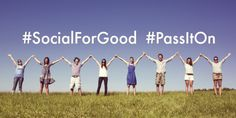 Social Media for the Power of Good - @cre8vecc