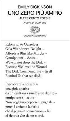 Emily Dickinson, Uno zero più ampio. Altre cento poesie, Collezione di poesia