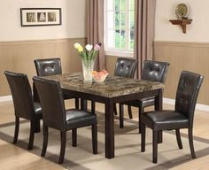 Jarons Dining Room Sets On Pinterest Furniture Outlet