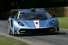 Arrinera Hussarya Gt Poland Goodwood Festival Of Speed Four Wheel Drive High Resolution