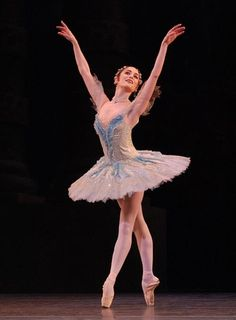 Fairy of the Crystal Fountain - Victoria Hewitt - Royal Ballet