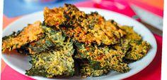 Nacho Kale Chips   Edible Feast