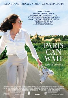 Paris Can Wait Directed by Eleanor Coppola. With Diane Lane, Arnaud Viard, Alec Baldwin, Elise Tielrooy. The wife of a successful movie producer takes a car trip from the south of France to Paris with one of her husband's associates. Netflix Movies, Hd Movies, Film Movie, Movies Online, Movies And Tv Shows, 2016 Movies, Comedy Film, Movies Free, Alec Baldwin