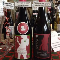 Enjoy Beaujolais Nouveau Day with the beautiful baby wines from @vickywine ! #vinsdevicky #vickyintheuk
