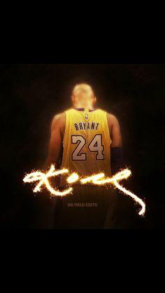 Long Live the Lakers, Thank you Kobe! Design by On Field Edits - Thank You Trevor Jordan!