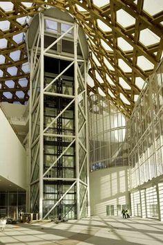 Centre Pompidou-Metz by Shigeru Ban - Dezeen