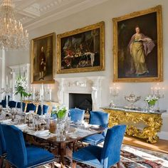 How To Decorate A Luxury Dining Room  READ MORE at http://losangeleshomes.eu/luxury-homes-2/how-to-decorate-a-luxury-dining-room-2/  #HowTo #Decorate #Luxury #DiningRoom