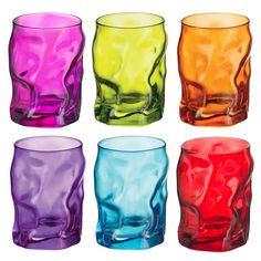 Sorgente Water Glass.  Perfect for the rec room.