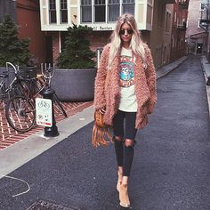 How to wear fall fashion outfits with casual style trends Fashion Mode, Fashion Killa, Fashion Outfits, Womens Fashion, Fashion Trends, City Fashion, Fashion 2018, Fashion Clothes, Looks Style