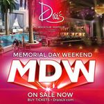 drai's las vegas memorial day weekend