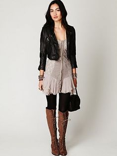 Love the mix of textures!