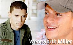 Wentworth Miller  (prison break)