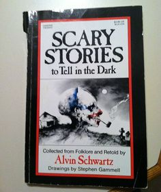 These books used to scare the hell outta me.