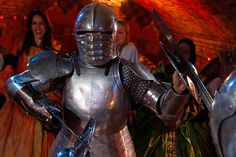 4-Course 'Dark Knights' Medieval Banquet & 'Unlimited' Drinks for 2