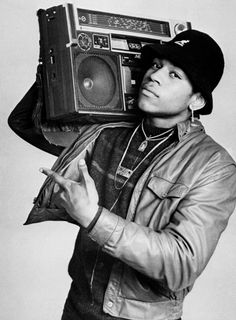 LL Cool J by Janette Beckman