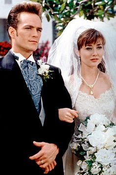 Beverly Hills, 90210 Brenda and Dylan