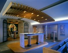 St. Josemaria Chapel, Northridge Preparatory School, Niles (David Kuhlman w/ Nagle Hartray Architects)