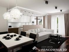 Ideen-kleine-Wohnung-offene-Wohnbereiche-rosa-weiß-schwarz