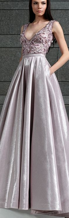 tony ward   gown
