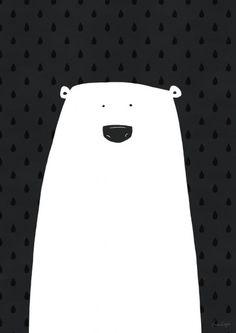 Polar - Art print (A4)
