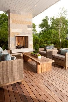 5 Rattan Garden Furniture Layout Ideas for This Summer - Home Luv