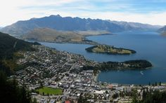 Queenstown, NZ Fabulous memories of the place Awesome town