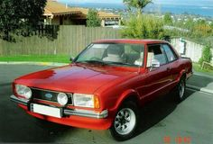 Mark 3 & Mark 4 Ford Cortina