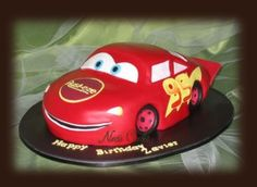 I know a little boy who would like this as his birthday cake. Possible??