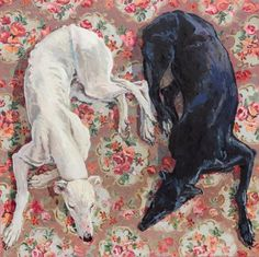Lucy Culliton's new exhibition, 'Bibbenluke Menagerie' will be running from the 10 October – 4 November at Jan Murphy Gallery. Guests will have the opportunity to join Lucy for a floor talk on Saturday, 21 October at Animals Artwork, Animal Art, Painter, Painting, Whimsical Art, Animal Photography, Art, Art Exhibition, Australian Painters