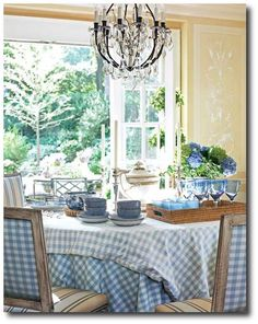 Dan Carithers French Style Decorating - Carither's Home Featured in Southern Accents