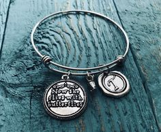 Now She Flies With Erflies Gift Bereavement Memorial Mom Loss Of Loved One Miscarriage Silver Bracelet Charm