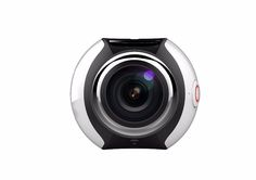 New 360 Action Camera  VR Camera Ultra HD Panorama 360 Degree Camara Deportiva Wifi Sport Cam Driving VR Camera-in 360° Video Camera from Consumer Electronics on Aliexpress.com | Alibaba Group