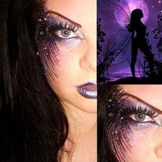 Dark fairy – Idea Gallery - Makeup Geek