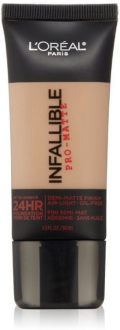 Lor If Matte 103 Fdtn Ntr Size 1z L'Oreal Infallible Pro-Matte Foundation 103 Natural Buff 1 Fluid Ounce * This is an Amazon Affiliate link. Want to know more, click on the image.