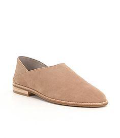 65ae46c4044 Eileen Fisher Depan Leather Slip-On Dress Flats