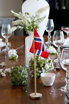 Jarlsberg, Norway National Day, Constitution Day, Oak Table, Spring Sign, Time To Celebrate, Style And Grace, White White, Branches