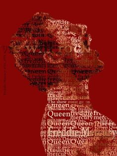 Queen frontman & legend, Freddie Mercury