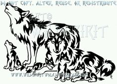 Wolf family                                                                                                                                                                                 Más