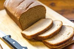 Bob's Red Mill Bakery Whole Wheat Bread Recipe from Bob's Red Mill! Sourdough Recipes, Flour Recipes, Bread Recipes, Sourdough Rolls, Starter Recipes, Friendship Bread Recipe, Wheat Bread Recipe, Bobs Red Mill, Puff Pastry Recipes