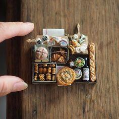 Miniature Food By Petipetit