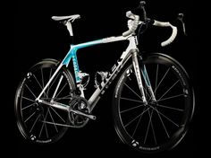Team Leopard Trek will pursue Tour de France glory aboard Trek s Madone 6 9 SSL road bike pictured and Speed Concept time trial machine
