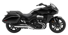 Honda has begun its 2014 rollout with the CTX1300, a bigger version of its popular CTX700.