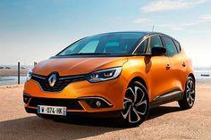Longe do Brasil, novo Renault Scenic chega ao mercado europeu. Leia mais