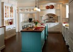kitchen stunning island with butcher block top for teal wooden furniture idea
