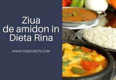 Dieta Rina Ziua 2 – Reguli pentru Ziua de Amidon Cornbread, Thai Red Curry, Mashed Potatoes, Health Fitness, Ethnic Recipes, Food, Diet, Millet Bread, Whipped Potatoes