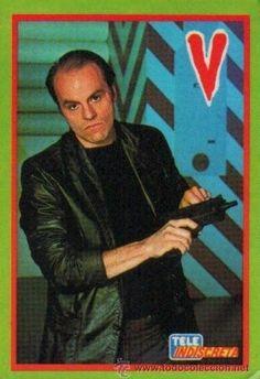 V, Michael Ironside Sci Fi Tv Series, Sci Fi Tv Shows, Sci Fi Movies, Movie Tv, V Tv Show, 80s Classics, 80s Sci Fi, Original Tv Series, Falling Skies