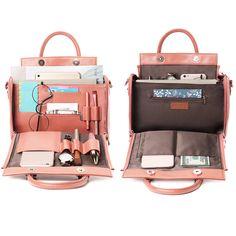Brenice Women Solid Three Layers Organiser Bag Multifunction Shoulder Bag Handbag Cosmetic Bag Source by OnKeixShe Bags handbags Cheap Purses, Cute Purses, Cheap Handbags, Purses And Handbags, Luxury Handbags, Small Purses, Pink Purses, Trendy Purses, Hobo Purses