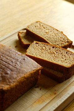 Gluten Free Cinnamon Quick Bread + French Toast